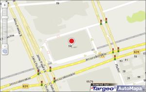 Targeo - mapa
