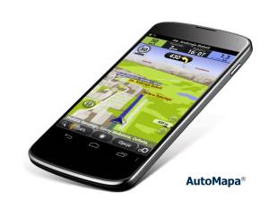 AutoMapa dla Android