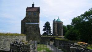 Zamek Stolpen