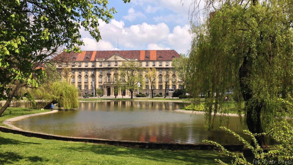 Park Karola Marcinkowskiego w Poznaniu