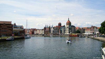Główne Miasto w Gdańsku