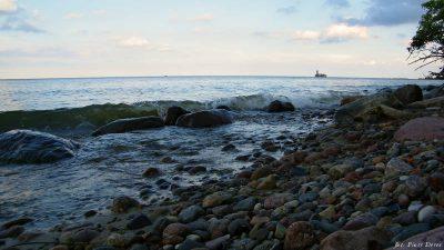 Zatoka Pucka w Mechelinkach
