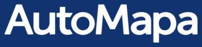 AutoMapa - nowe logo