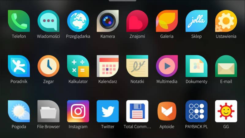 Sailfish OS po instalacji i konfiguracji.jpg