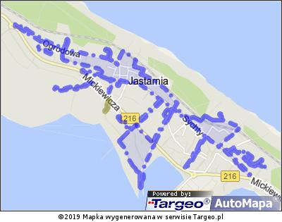 Strefa Płatnego Parkowania w Jastarni