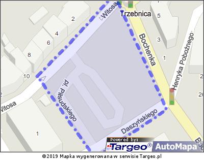 Trzebnica - Strefa Płatnego Parkowania