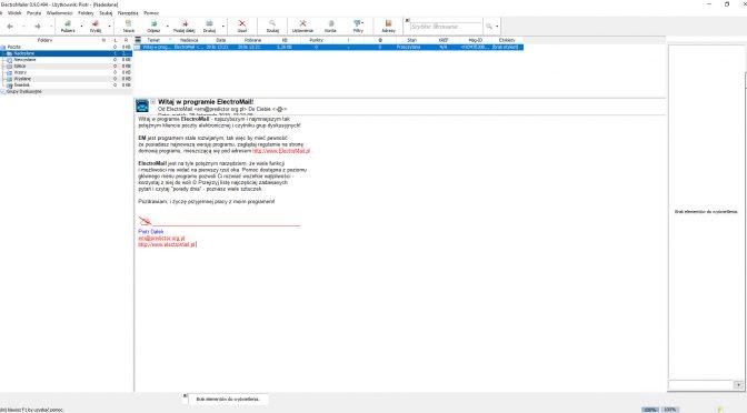 Electro Mailer 0.9.0.494