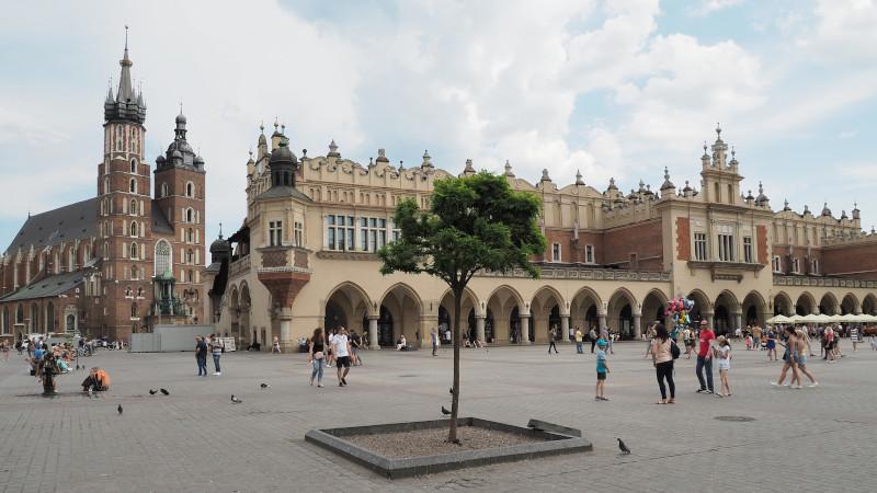 Krakowskie sukiennice
