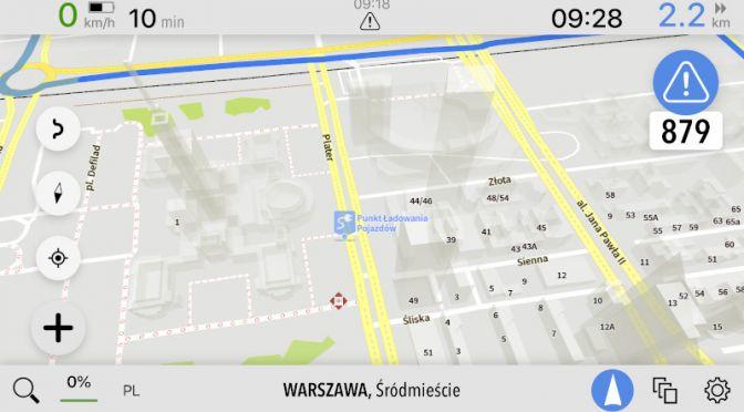 AutoMapa 7.8.4 dla systemu iOS
