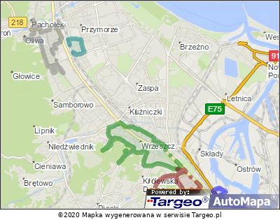 Gdańsk - Strefa Płatnego Parkowania