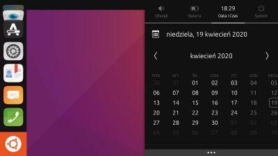 System Ubuntu Touch na Nexus 5